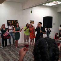 Expo Pintura ¨El cuento de la Paz¨