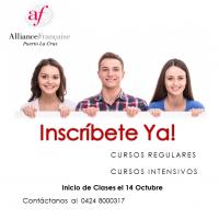 INSCRIPCIONES ABIERTAS OCTUBRE 2019